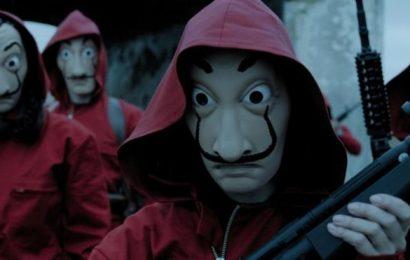 [新聞]  西班牙劇《紙鈔屋》走紅Netflix原因揭秘