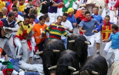 [新聞] 西班牙奔牛節